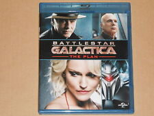 Battlestar Galactica - The Plan - (Edward James Olmos...) BLU-RAY