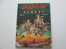 BEATIFICA BLUES T1 EO1986 TBE GRIFFO DUFAUX EDITION ORIGINALE