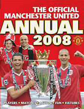The Official Manchester United Annual 2008, Manchester United