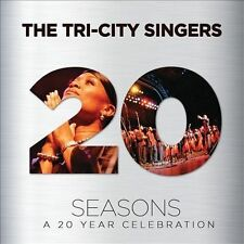 Seasons: A 20 Year Celebration [CD/DVD] SEALED NEW 2013 EMI Gospel