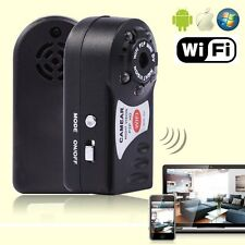 2017 Wireless Wifi P2P Mini Cam IP Spy Surveillance Camera For iPhone Android LN