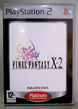 FINAL FANTASY X-2 - PLAYSTATION 2 - PAL ESPAÑA -