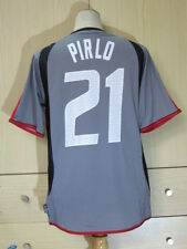 PIRLO ANDREA ADIDAS AC MILAN 2003 ITALY THIRD JERSEY FOOTBALL SHIRT PLAYER S