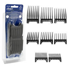 Oster 8-Piece Comb Attachment Set Adjustable Blade Clipper