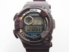 G-Shock Frogman DW-9900 Customize Color Limited Titanium Casio Watch New Battery