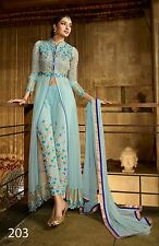 Bollywood Designer Indian Salwar Kameez Anarkali Suit Pakistani Shalwar Kameez
