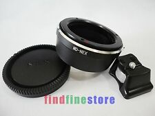 Minolta MD MC Lens to Sony E NEX 3 NEX 5 NEX 7 C3 5C tripod mount adapter + CAP