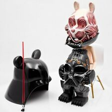 Fools Paradise Darkside Winnie the Pooh as Darth Vader star wars Keiko black