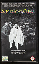 A MIDNIGHT CLEAR - PETER BERG, KEVIN DILLON, ETHAN HAWKE - PAL VHS (UK) VIDEO