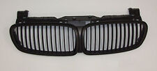 Front Kidney Grille Matte Black for BMW E65 E66 LCI 2006-2008 7-Series 750i