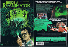 BRIDE OF RE-ANIMATOR --- 3-Disc Limited Collector's Edition --- Mediabook ---