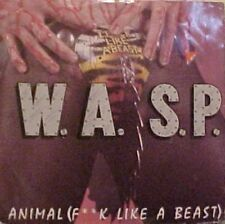 WASP Animal (F**k Like A Beast) , Show No Mercy Uk 12'