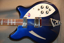 Rickenbacker 360/12 Midnight Blue Guitar