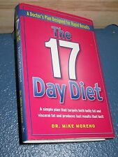 The 17 Day Diet by Dr. Mike Moreno 9781451648652 PLAN DESIGNED FOR RAPID RESULTS