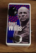 BOOST WILLIS Clean Guitar Boost Pedal