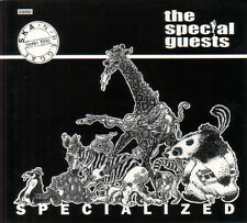 SPECIAL GUESTS, THE  Specialized 2LP (1998 Special Music) neu!