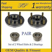 Front Wheel Hub & Bearing Kit For HYUNDAI ELANTRA 2001-2006 (PAIR)