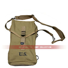WW2 WWII US M1 Garand General Ammo Bag Mag Pouch with Shoulder Strap