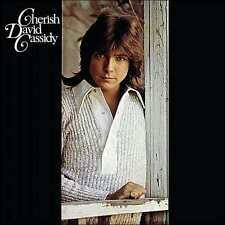 DAVID CASSIDY : CHERISH (CD) sealed