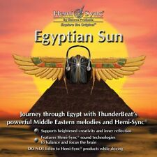 Egyptian Sun Hemi-Sync CD MetaMusic