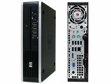 HP Elite 8000 Ultra Slim Desktop E8400 C2D 3.0GHz 4GB DDR3 160GB DVDROM Win7 Pro