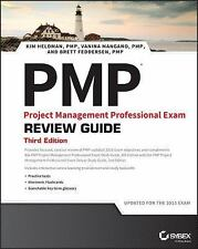 PMP Project Management Professional Review Guide : Updated for 2015 Exam by...