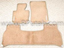 Genuine OEM 2011~2012 Range Rover Supercharged SAND Carpet Floor Mat Mats OEM