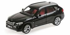 BMW X1 28i (E84) in Black Sapphire in 1:18 Scale by Kyosho  KYO-8791BKS