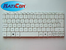 New Keyboard neuf Clavier Belge AZERTY Packard Bell DOT S SE SPT KB.I100G.090