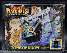 1987 Tonka Super Naturals Tomb of Doom AFA 90 MISB SuperNaturals