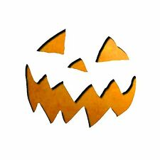 Sizzix Mini Scary Face Movers magnetic die #657462 Retail $19.99 Retired, FUN
