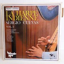 SERGIO CUEVAS La harpe indienne Vol 2 PANACHE 920040