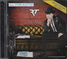 Roberto Tapia Mi Nina Deluxe Edition CD+DVD New 12 Canciones 5 Videos Nuevo