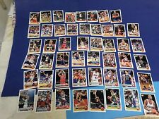 UPPER DECK FUTURE FORCE, NBA BASKETBALL CARDS,  92/93, P1-P50 (MISSING p-48)