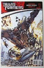 Transformers: The Reign of the Starscream #1 (Apr 2008, IDW) (C3589)