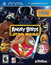 Angry Birds Star Wars (PlayStation Vita, 2013)