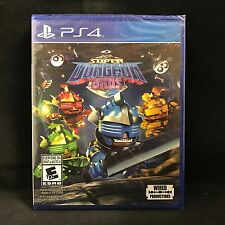 Super Dungeon Bros. (Sony PlayStation 4, 2016) BRAND NEW / Region Free