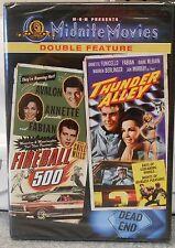 Fireball 500 1966 / Thunder Alley 1967 (DVD 2005) RARE SET FRANKIE / ANNETTE NEW