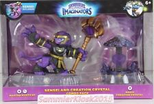 Mysticat & Magic Creation Crystal - Skylanders Imaginators Combo Pack - Neu OVP