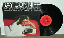 RAY CONNIFF Theme From SWAT & Other TV Themes, vinyl LP, 1976, VG+, cheesecake
