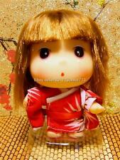 PINK Kimono Japanese Little Girl Lady Mini Doll Purse/Bag Ddung Key Chain Charm