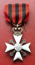 Belgium Belgian Civil Decoration medal order badge