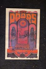 The Doors 1968 Poster Sacramento