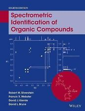 Spectrometric Identification Of Organic Compounds 8Th Ed International Edition