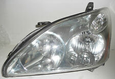 2004-2009 LEXUS RX330 RX350 LH DRIVER SIDE HEADLIGHT HALOGEN USED OEM