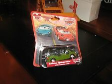 Disney Cars Radiator Springs Racers Green Car RARE