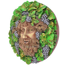 Bacchus - Dionyus - God of Wine and Ecstacy Plaque by Oberon Zell