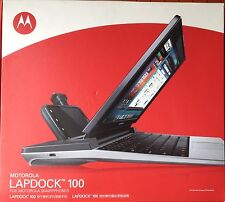 Motorola Lapdock 100 for Motorola Smartphones - RAZR/RAZR MAXX and more  10.1""