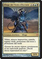 Sfinge del Vento d'Acciaio - Sphinx of the Steel Wind MTG C13 Commander 2013 Ita
