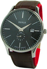 Ruhla Classic Made in Germany Herren Edelstahl Uhr menwatch swiss movment Garde